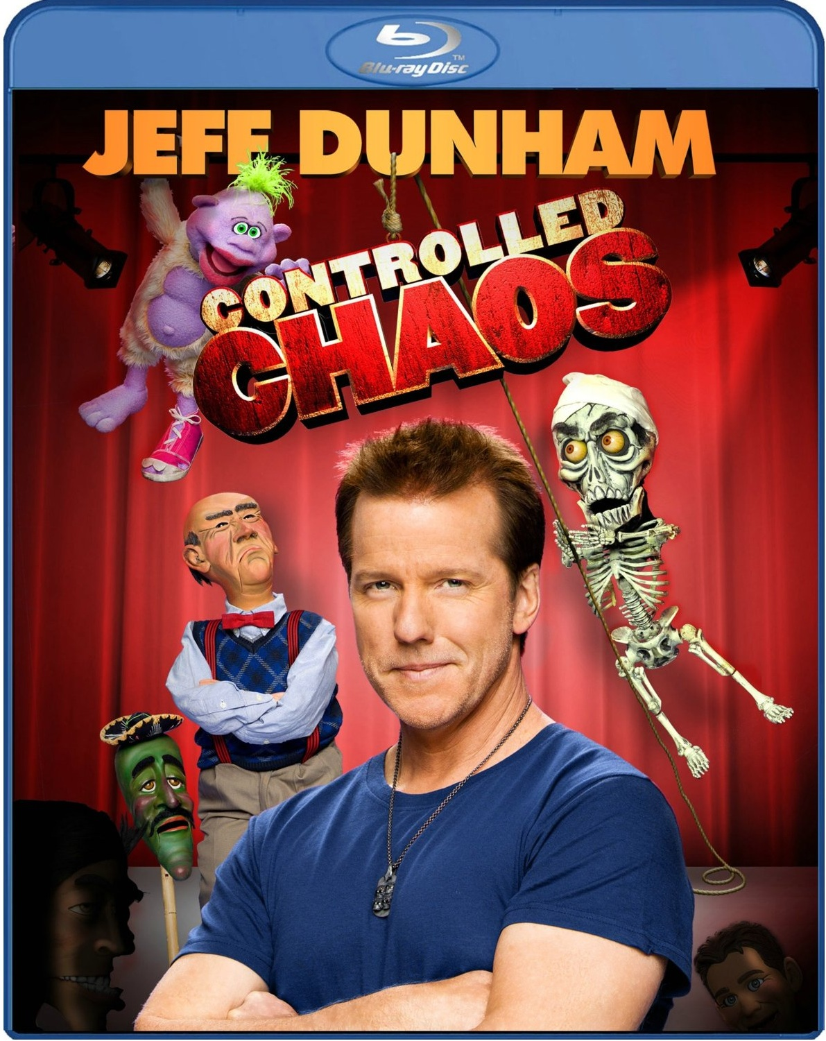 Jeff Dunham | Reggie's Take Blog