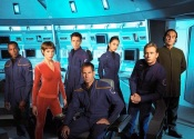 Star Trek Entrprise Crew