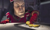 Farquaad tortures Gingey