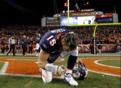 Tim Tebow  (Photo by - Ric Tapia/NFL)