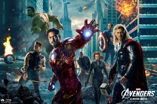 Avengers wp7