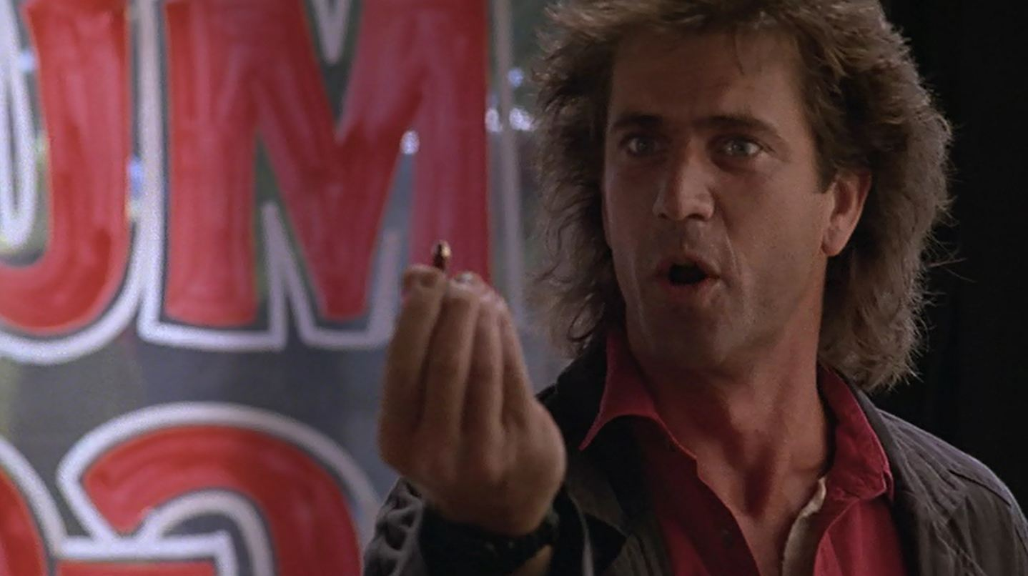 Lethal weapon – really crazy