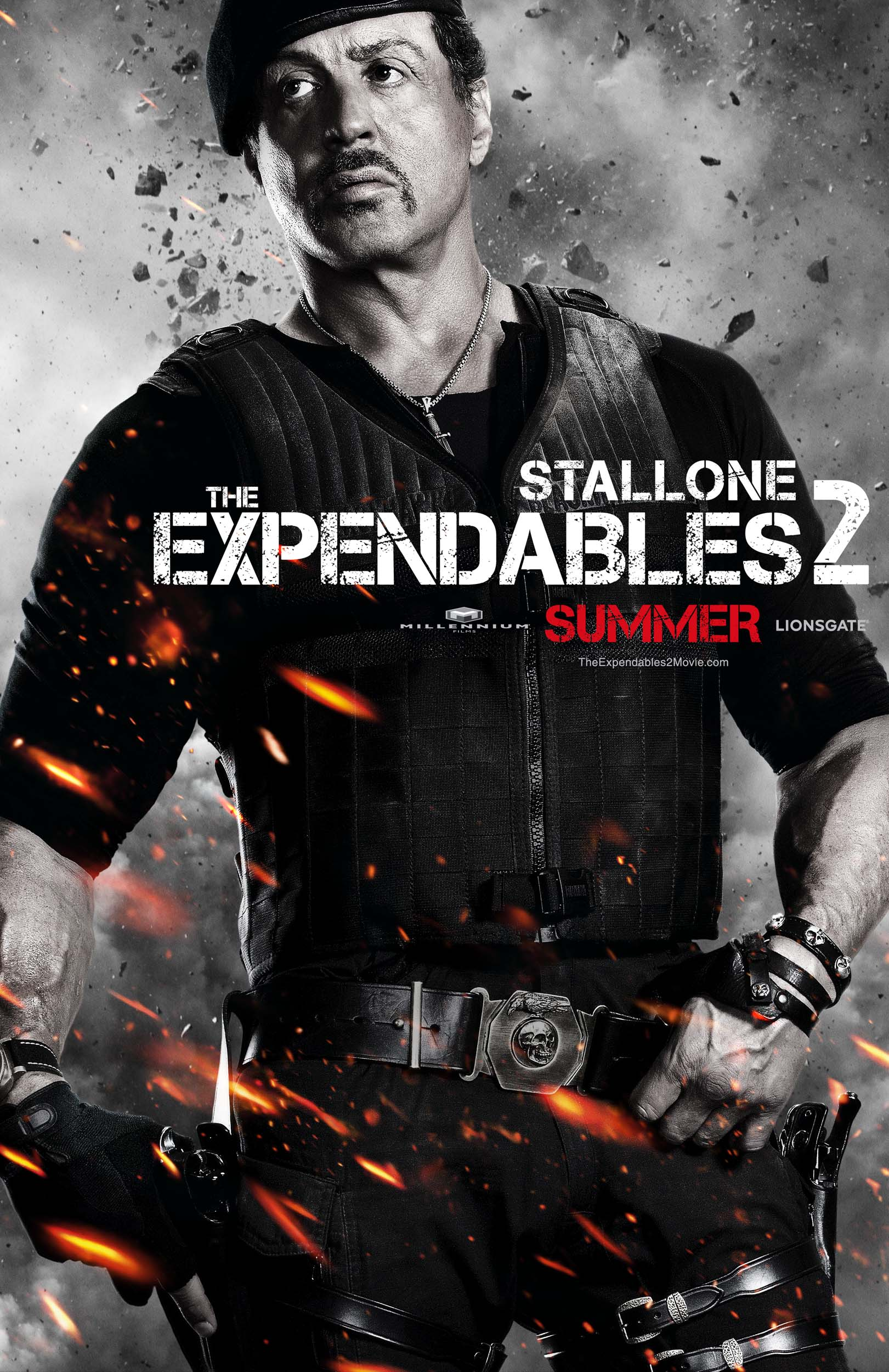 The Expendables 2 – Posters | Reggie's Take.com