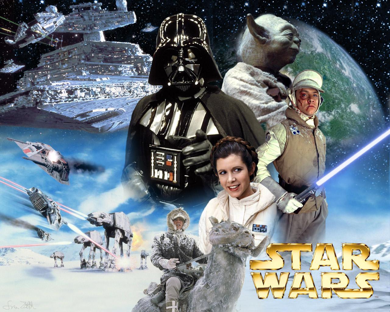 Star Wars Posters / Wallpaper