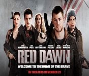 Red Dawn Background FI
