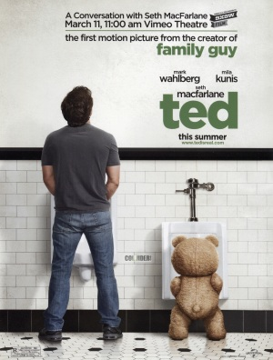 Ted movie Poster
