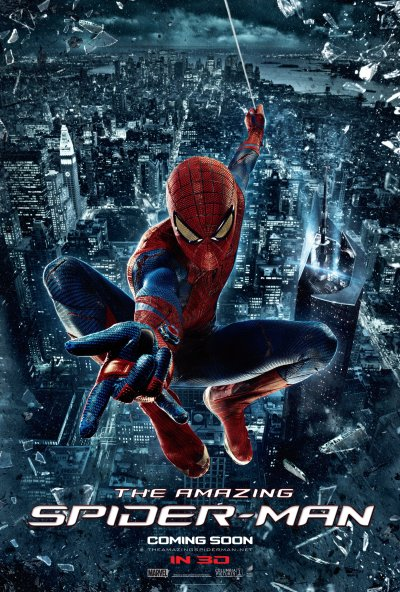 The Amazing Spiderman Poster 2