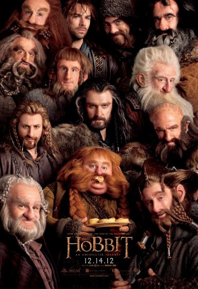 The Hobbit Movie Poster 1