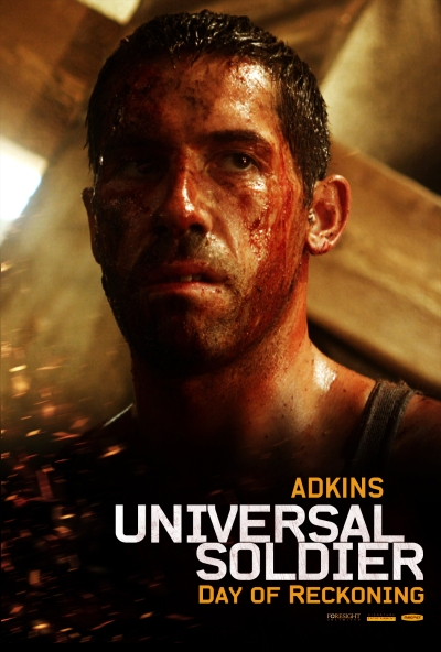 Universal Soldier Day of Reckoning Adkins