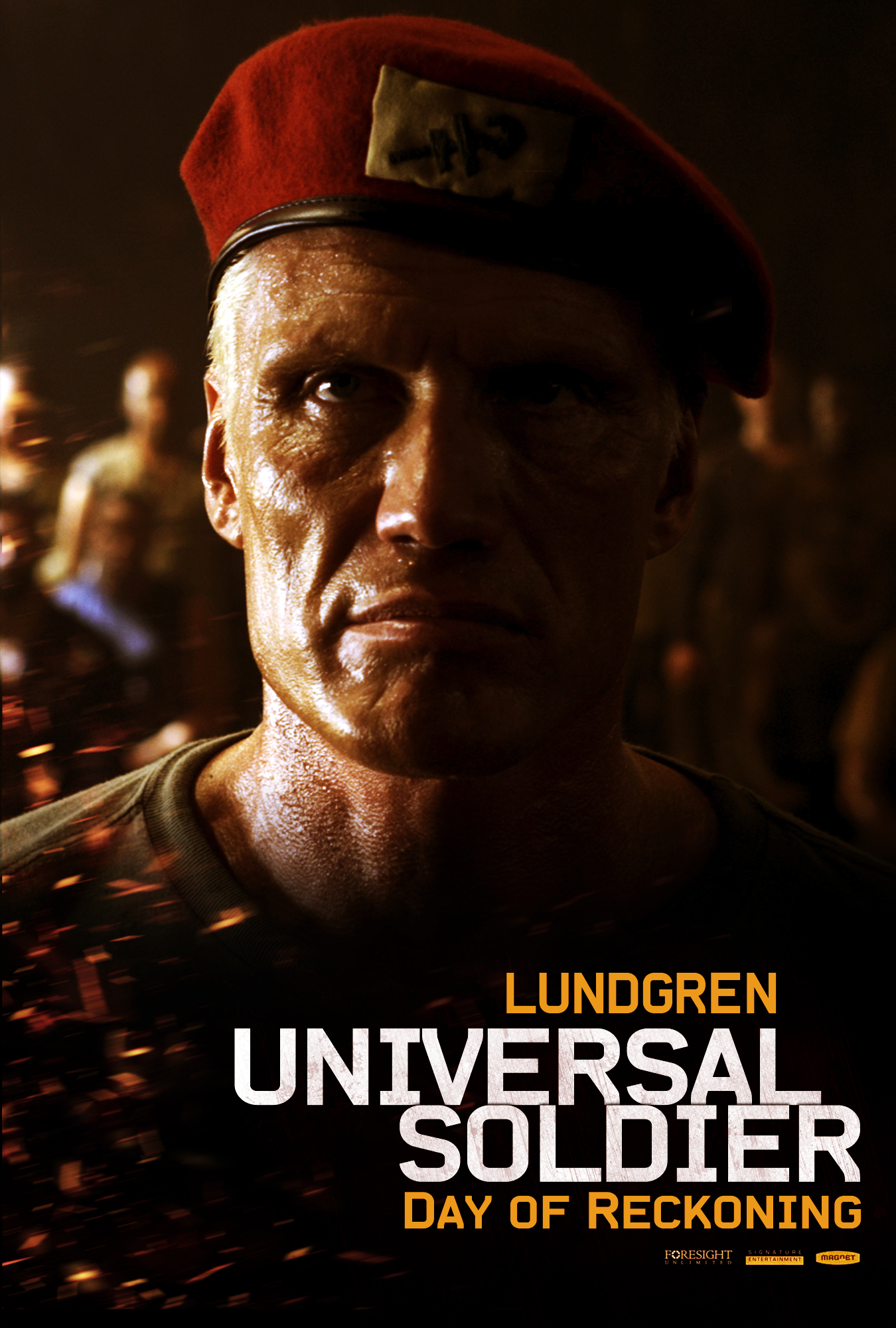 Universal Soldier Day of Reckoning Lundgren   Reggie's ...