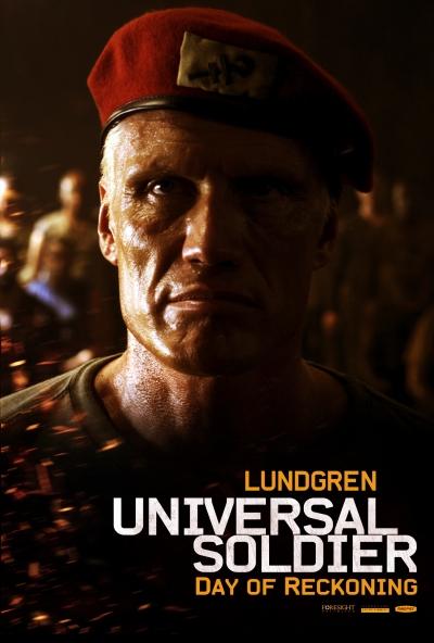 Universal Soldier Day of Reckoning  Lundgren