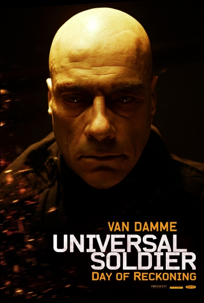 Universal Soldier Day of Reckoning Van Damme