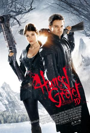 Hansel and Gretel Witch Hunters