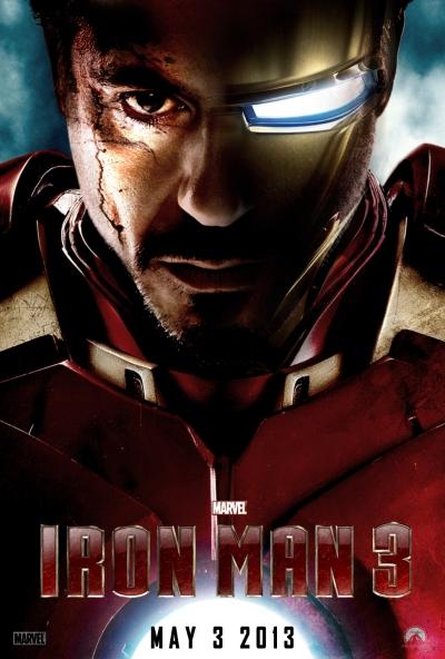 Iron Man 3 Poster d