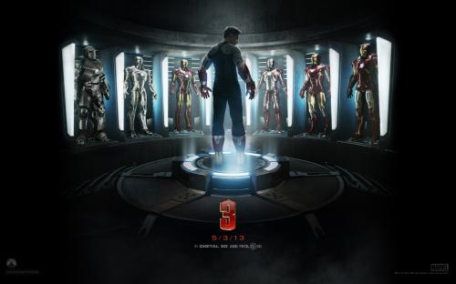 Iron Man 3 WP1