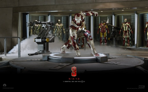 Iron Man 3 WP2