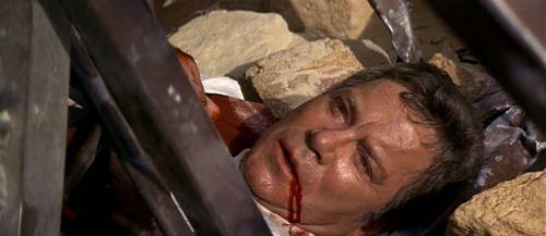 Kirk's Death