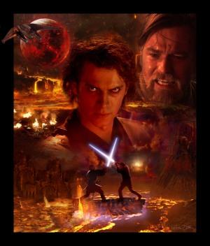 Mustafar Poster Episode III