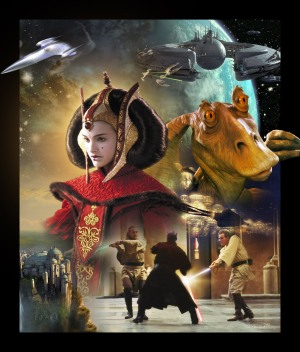 Naboo Poster Episode I