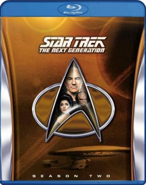 TNG Season 2 Blu-ray