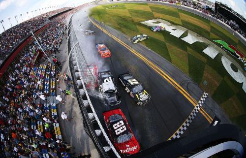 Daytona Crash 2