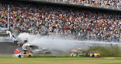 Daytona Crash 3