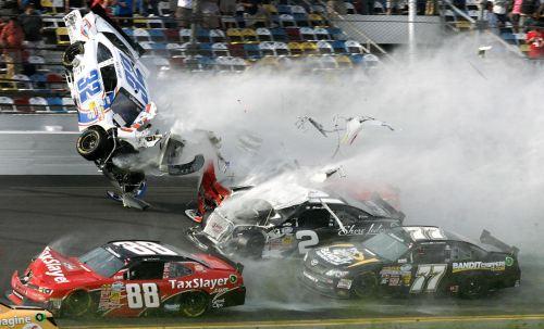 Daytona Crash 4