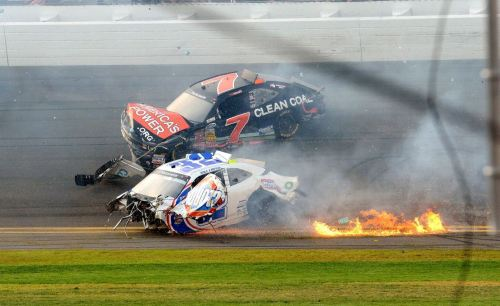 Daytona Crash 6