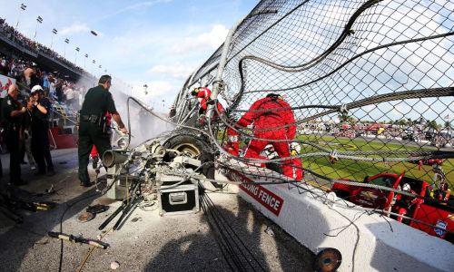 Daytona Crash 8