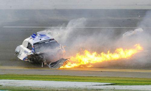 Daytona Crash 9