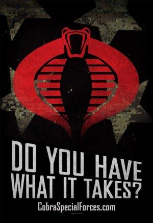 G.I. Joe Retaliation Cobra 1 Poster