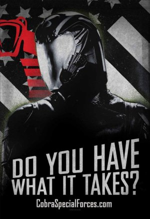 G.I. Joe Retaliation Cobra 2 Poster