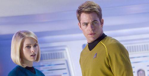 Star Trek Into Darkness i