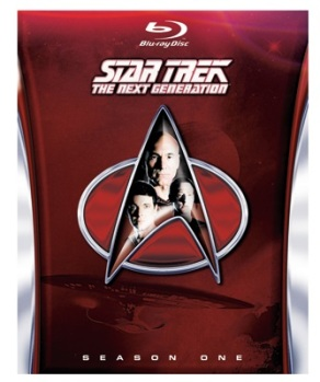 Star Trek TNG Season 1 Blu-ray
