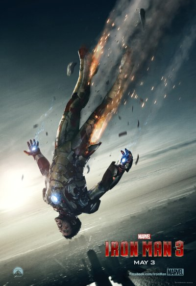 Iron Man 3 Poster HR3