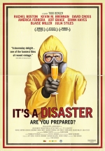 It's A Disaster Poster
