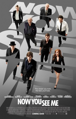 Now You See Me Poster1