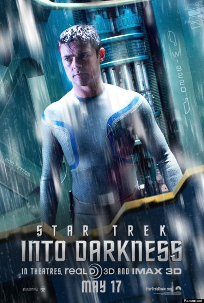 Star Trek Into Darkness Bones Poster