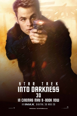 Star Trek Into Darkness Poster 1 Chris-Pine