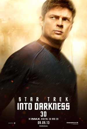 Star Trek Into Darkness Poster 4 Karl-urban