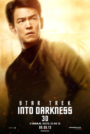 Star Trek Into Darkness Poster 6 John-Cho