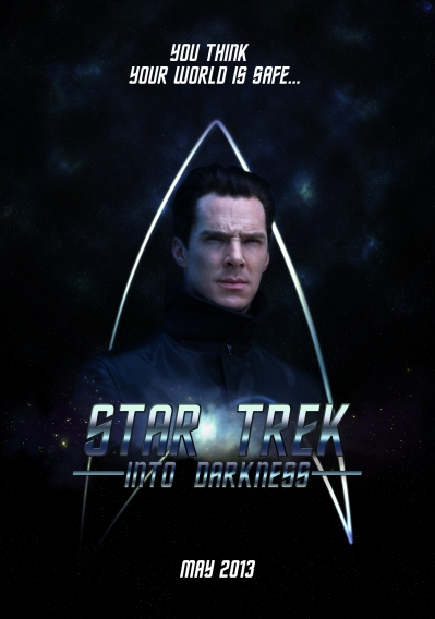 Star Trek Into Darkness Poster FC