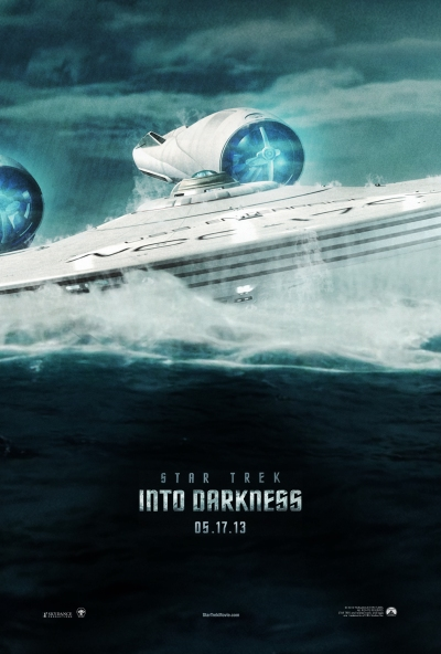 Star Trek Into Darkness Poster FC3