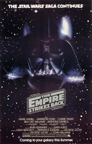 Star Wars Episode V Poster 3