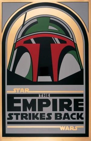 Star Wars Episode V Poster
