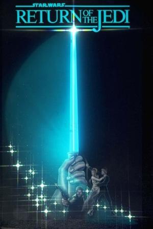 Star Wars Episode VI Poster 3
