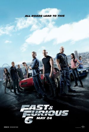 Fast and Furious Poster 1