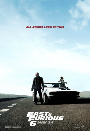 Fast and Furious Poster 2