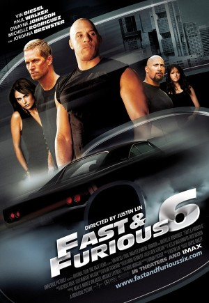 Fast and Furious Poster 3