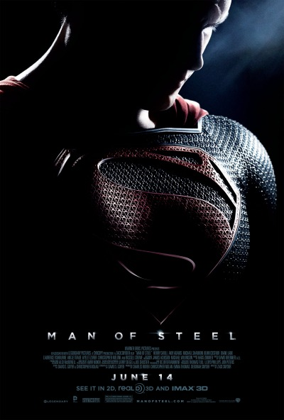 Man of Steel Poster 2 HR